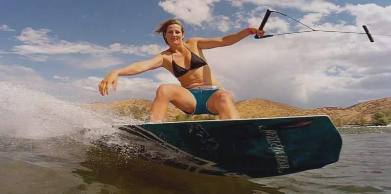 Estância de wakeboard