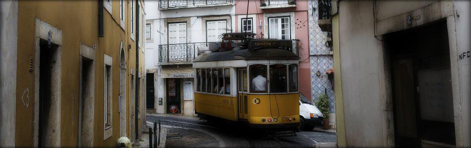 Lisbon Private Tours - Tram Lisbon